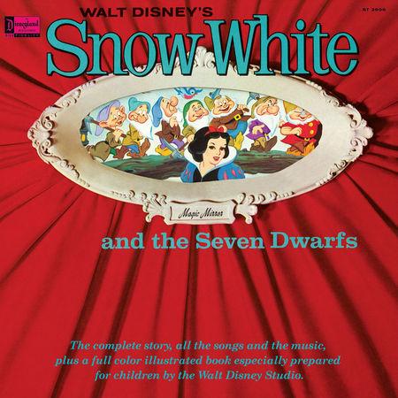 Robie Lester: Magic Mirror: Snow White and the Seven Dwarfs