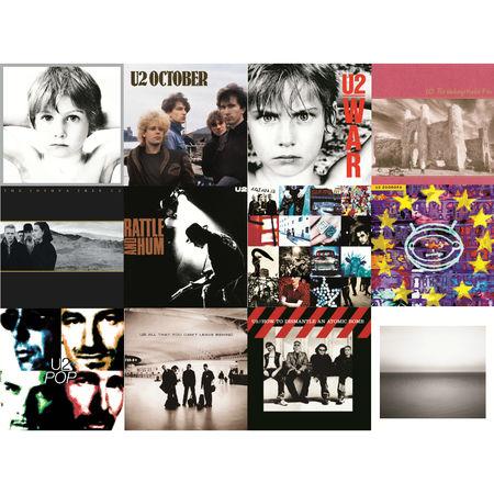 U2: U2: CD Album Bundle