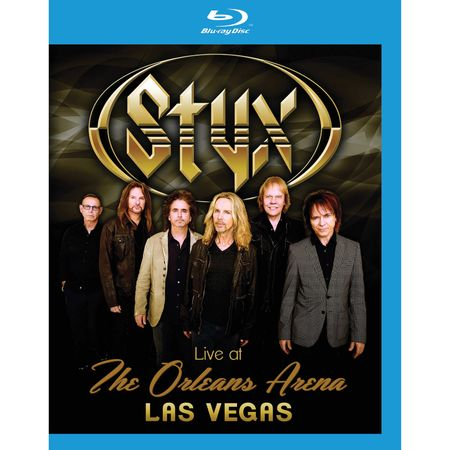 Styx: Live At The Orleans Arena Las Vegas (BLU-RAY)