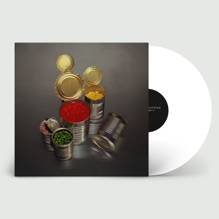 The Wants: Container: Signed Limited Edition White Vinyl