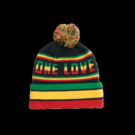 Bob Marley: One Love Pom Pom Beanie