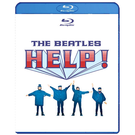 The Beatles: Help Blu-ray