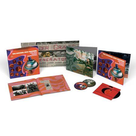 Van Der Graaf Generator: The Aerosol Grey Machine 50th Anniversary Edition Box Set