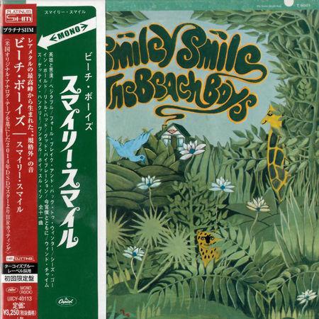 The Beach Boys: Smiley Smile: Platinum SHM-CD