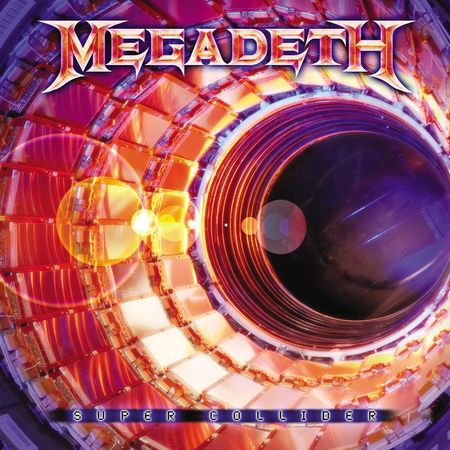 Megadeth: Super Collider (CD)