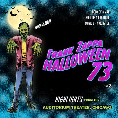 Frank Zappa: Halloween 73 1CD