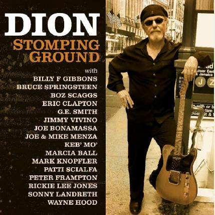 Dion: Stomping Ground: CD