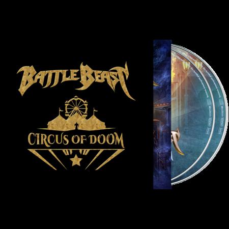 Battle Beast: Circus Of Doom: 2CD Digibook