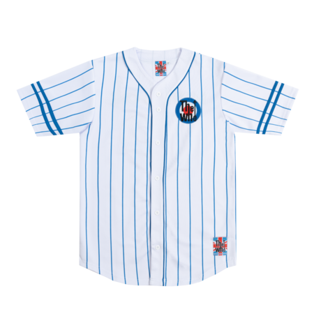 The Who: Moving On Baseball Shirt
