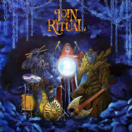 Various Artists: Join The Ritual: Limited Edition Glowing Orb Coloured Vinyl