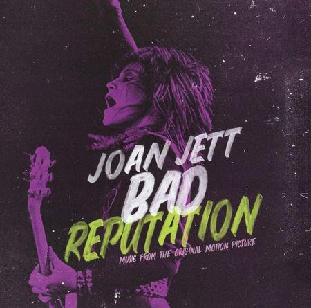 Joan Jett: Bad Reputation (Music From The Original Motion Picture): Vinyl LP
