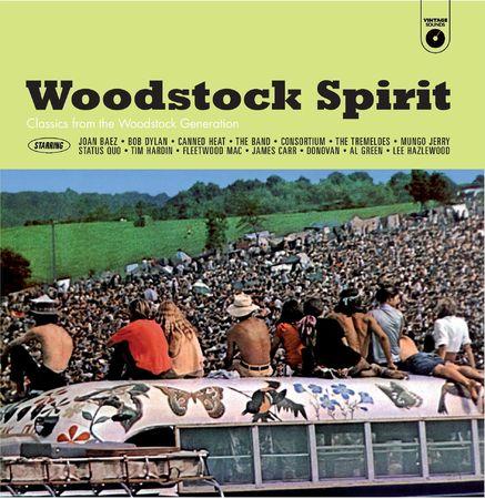 Various Artists: Woodstock Spirit