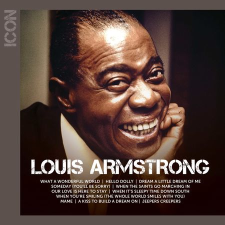 Louis Armstrong: Icon (CD)