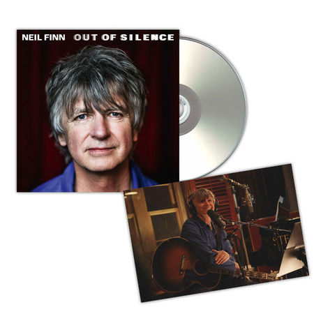 Neil Finn: Out Of Silence CD & Print