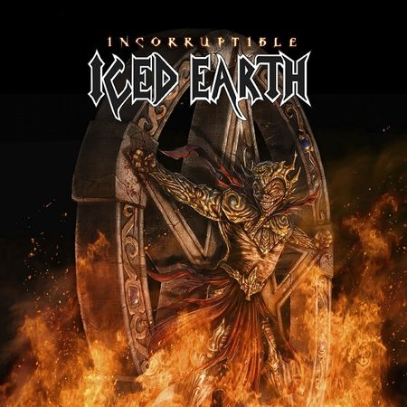 Iced Earth: Incorruptible (UK Exclusive Green Vinyl)