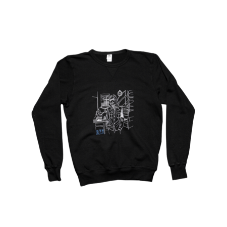 hozier: Fan Art Sweatshirt - M