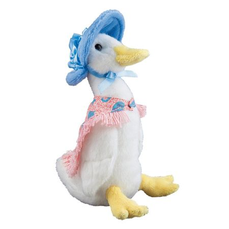 Jemima Puddle-duck: Jemima Puddle-Duck 22cm Soft Toy (Medium)
