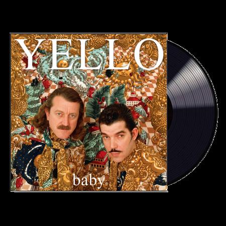 Yello: Baby: Vinyl Reissue