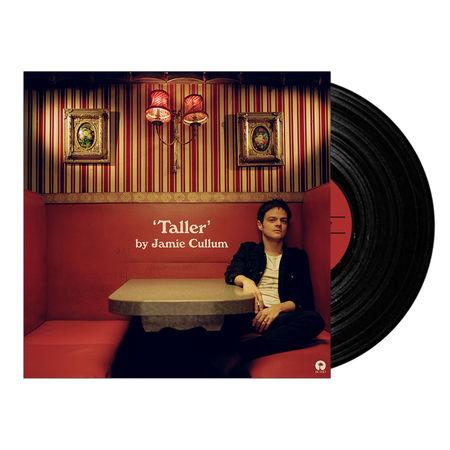 Jamie Cullum: 'Taller' Standard Vinyl