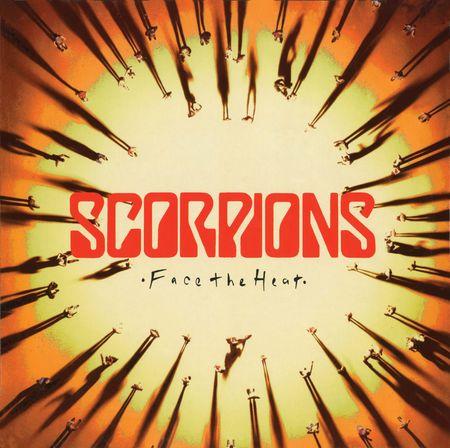 Scorpions: Face The Heat