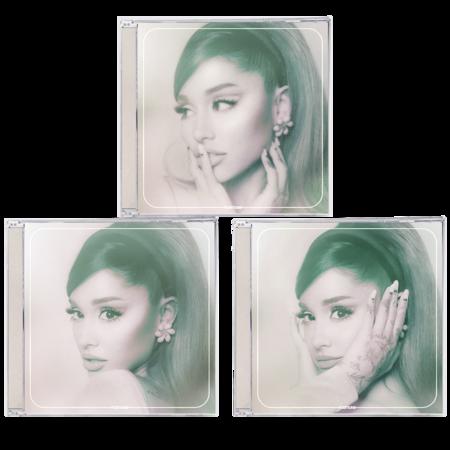 Ariana Grande: Positions - triple cd bundle