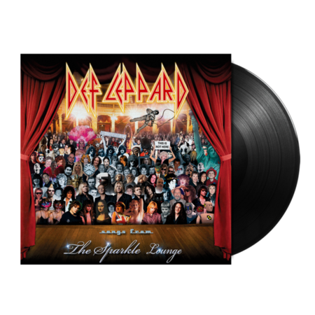 Def Leppard: Songs From The Sparkle Lounge (LP)