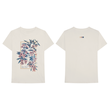 Shawn Mendes: Winter Floral T-Shirt - XL