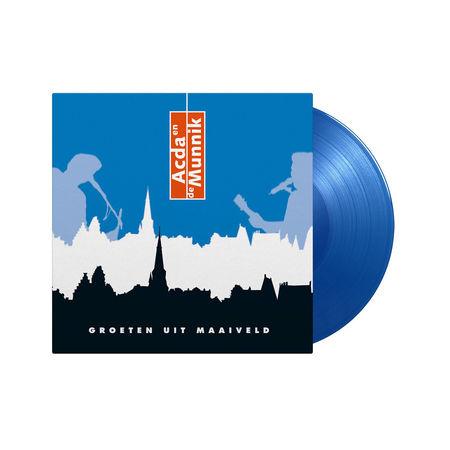 Acda en Paul de Munnik: Groeten Uit Maaiveld: Limited Edition Blue Vinyl