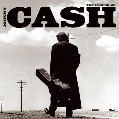 Johnny Cash: The Legend Of Johnny Cash