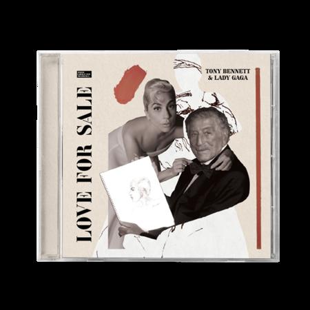 Tony Bennett & Lady Gaga: Love For Sale CD