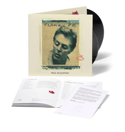 Paul McCartney: Flaming Pie: Gatefold Double 180gm Vinyl