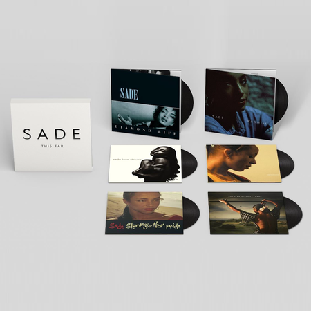 Sade: This Far: Limited Edition 180gm Vinyl Box Set