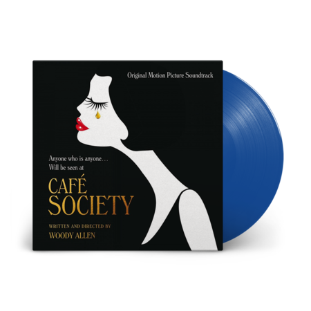 Original Soundtrack: Cafe Society: Limited Edition Blue Vinyl