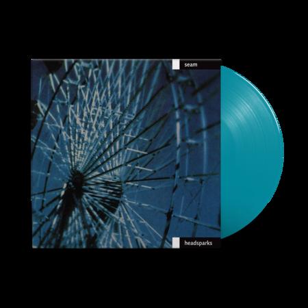 Seam: Headsparks: Turqoise Vinyl LP