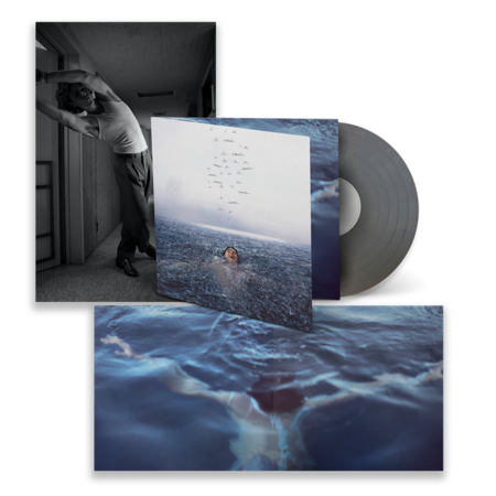 Shawn Mendes: WONDER LIMITED SILVER VINYL W/ FOLDOUT POSTER