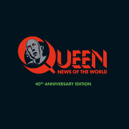 Queen: News Of The World 40th Anniversary Edition