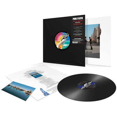 Pink Floyd: Wish You Were Here: Vinyl Reissue