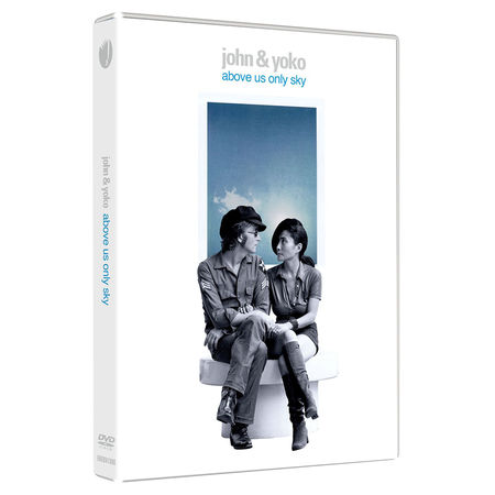 John Lennon and Yoko Ono: Above Us Only Sky (DVD)