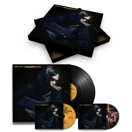 Neil Young: Young Shakespeare: Deluxe Box Set