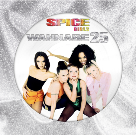 Spice Girls: Wannabe (25th Anniv) (Picture Disc')