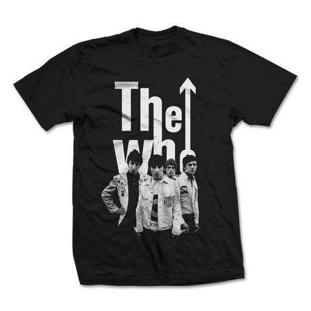 The Who: 64 Elvis T-Shirt