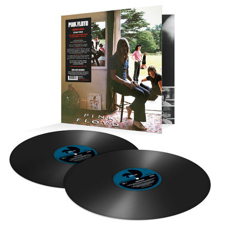 Pink Floyd: Ummagumma: Vinyl Reissue