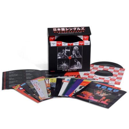 Van Halen: The Japanese Singles 1978-1984: Limited Edition Thirteen 7