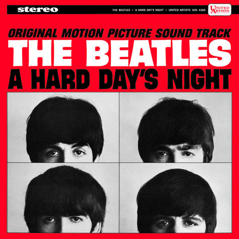 The Beatles: A Hard Day's Night (USA Version)