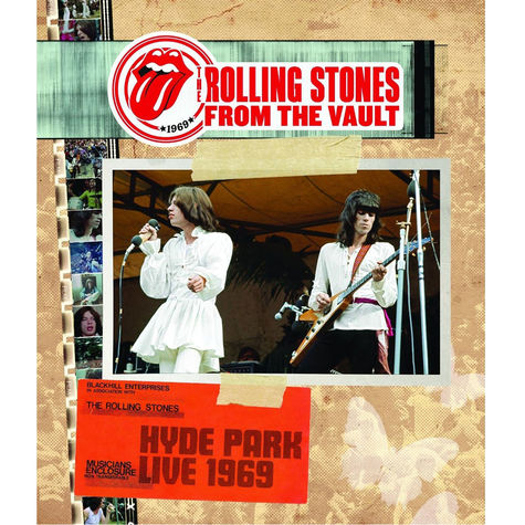 The Rolling Stones: From The Vault: Hyde Park 1969 (DVD)