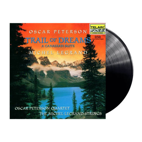 Oscar Peterson: Canadian Suite