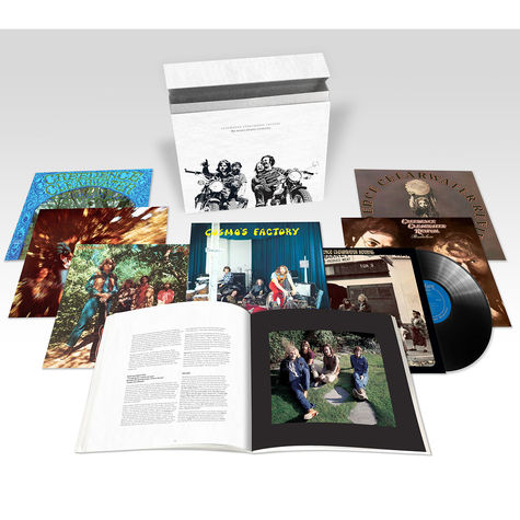 Creedence Clearwater Revival : The Studio Albums Collection (Half-Speed Masters)