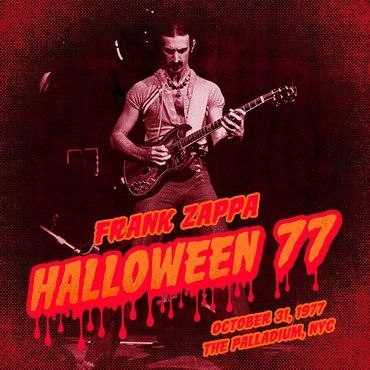 Frank Zappa: Halloween 77 (3CD)