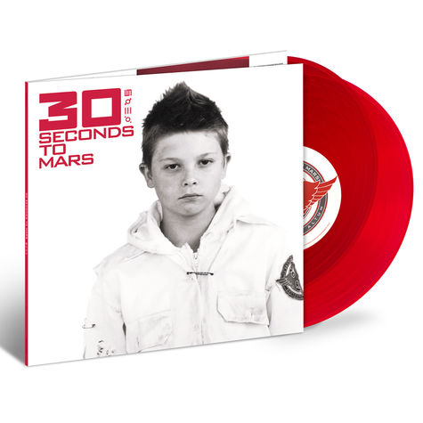 Thirty Seconds To Mars: Thirty Seconds To Mars (Red Vinyl) (2LP)