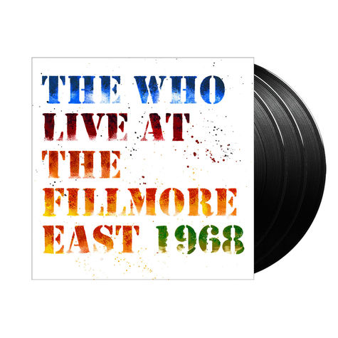 The Who: Live At The Fillmore East